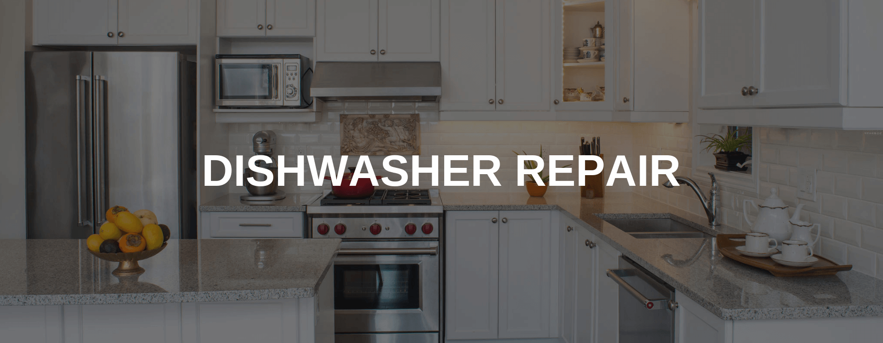 dishwasher repair pomona